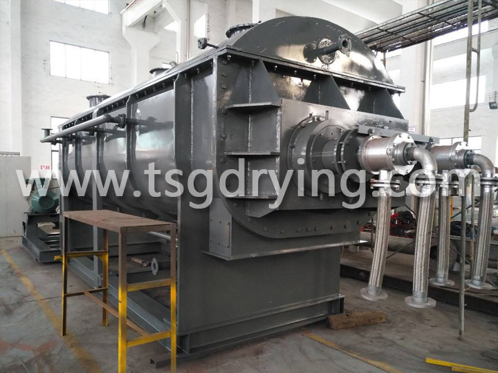 Electroplating sludge treatment equipment engineering