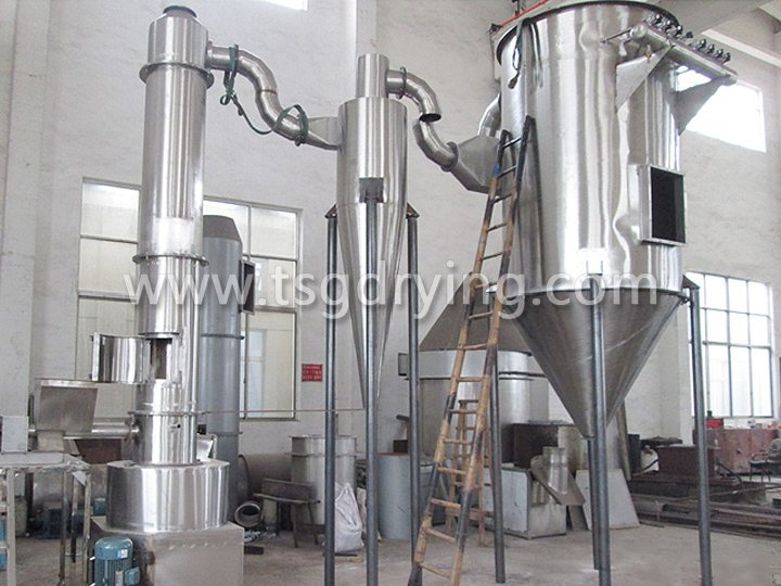 Analysis on the Application of Eight Drying Equipments in Chemical Pharmaceutical Industry