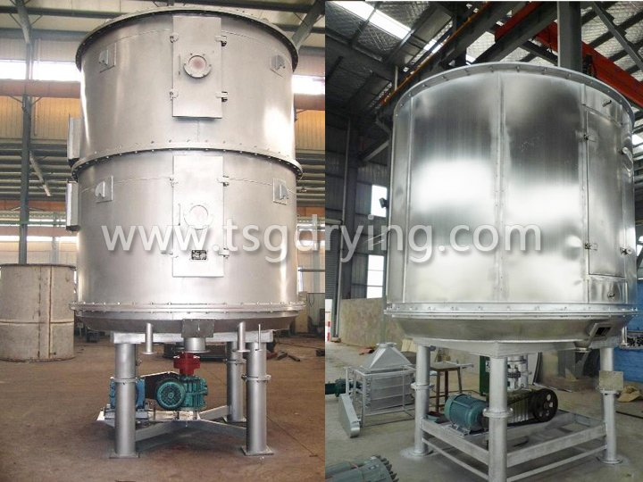 PLG Continuous Disc Plate Dryer